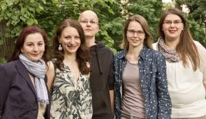 Pressefoto 1 (Kilb, Kirsch, Brechler, Roth, Wiemann